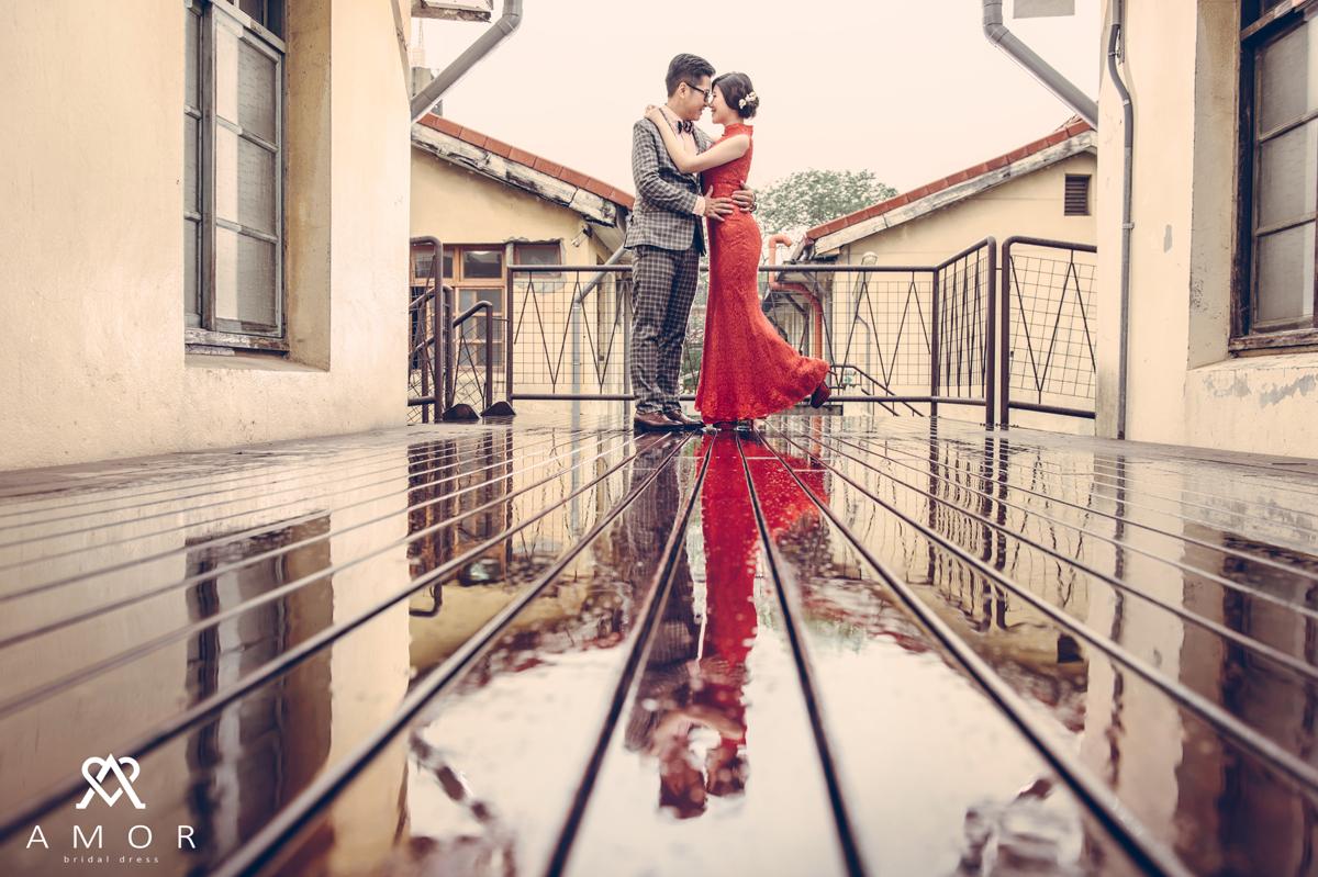 AMOR,愛情來了,婚紗攝影,復古,懷舊