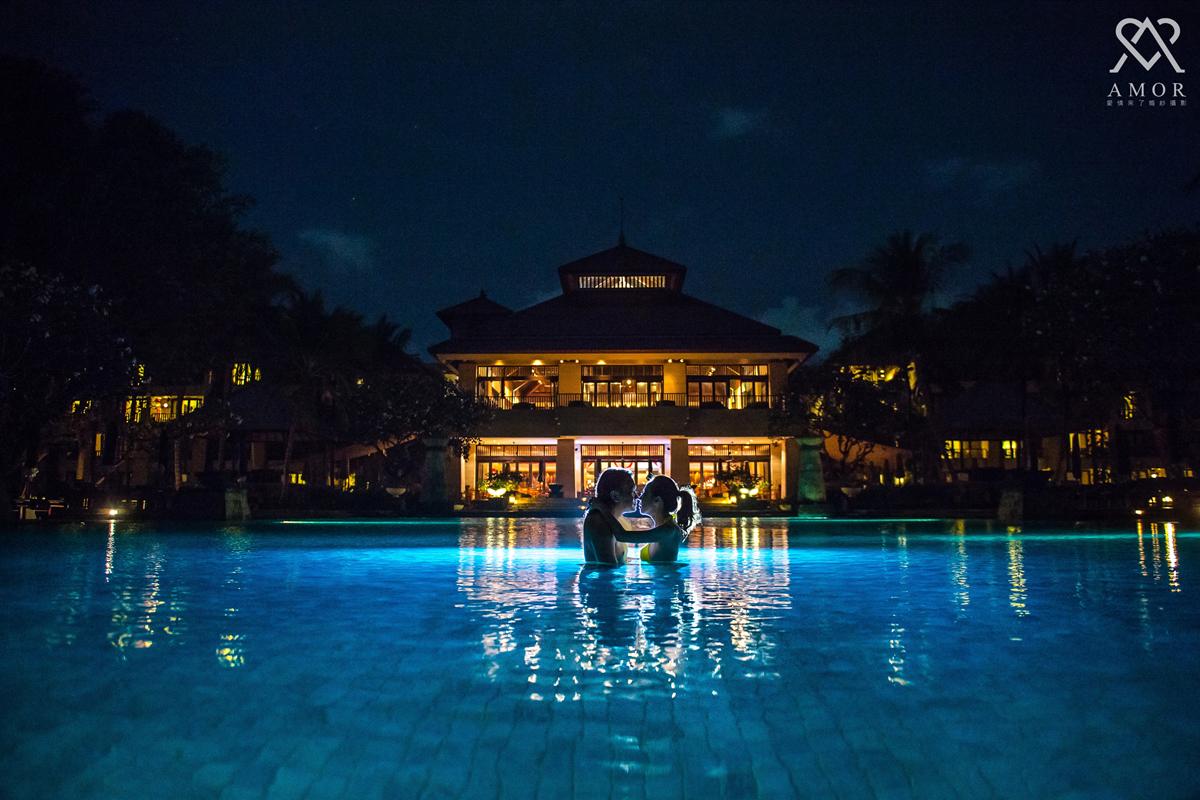 AMOR,愛情來了,Bali,峇厘島,港麗教堂,海外婚禮, 陽光海灘,永恆,教堂,祝福