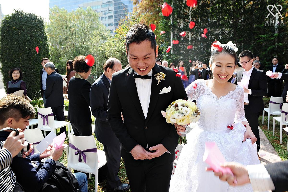 AMOR,愛情來了,中僑,文定,儀式,闖關,戶外婚禮,婚禮紀錄