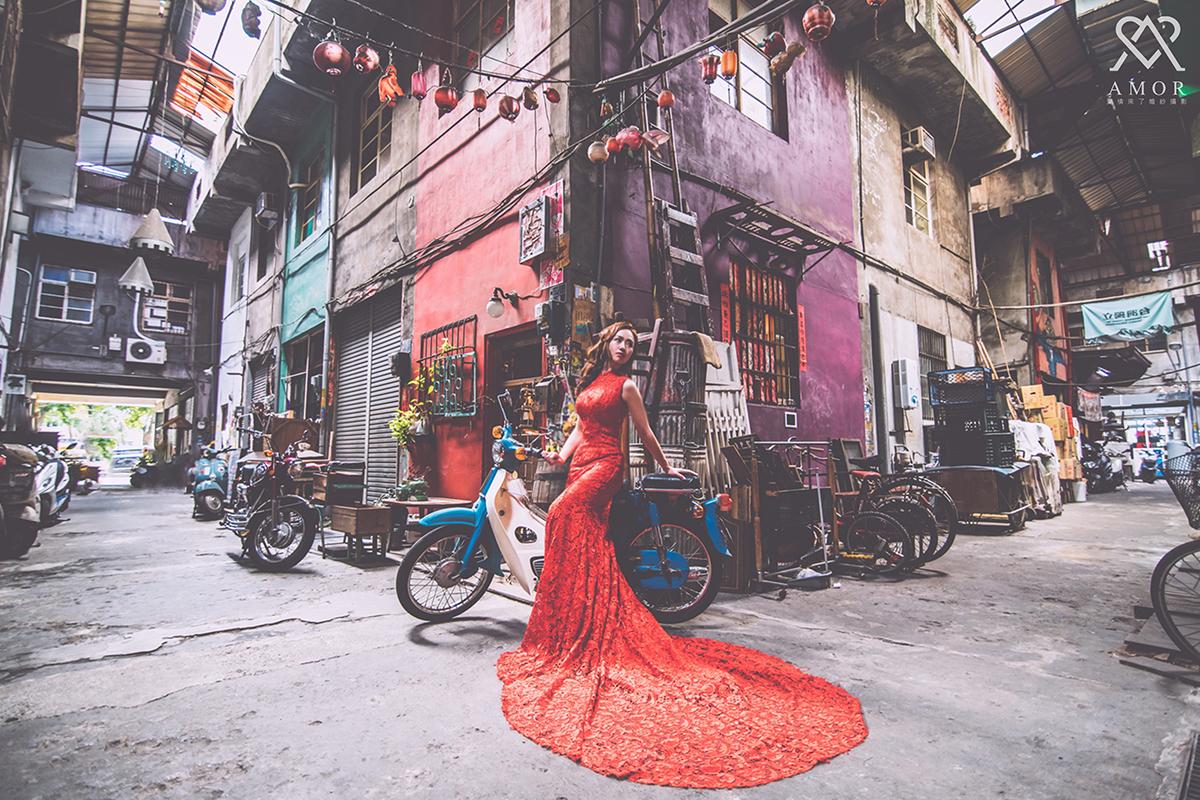 中部,外拍,景點,推薦,市區,老市場, 現代復古,個性,拍攝點,台中婚紗,AMOR,愛情來了,台中婚紗拍攝,婚紗照,自主婚紗,風格婚紗