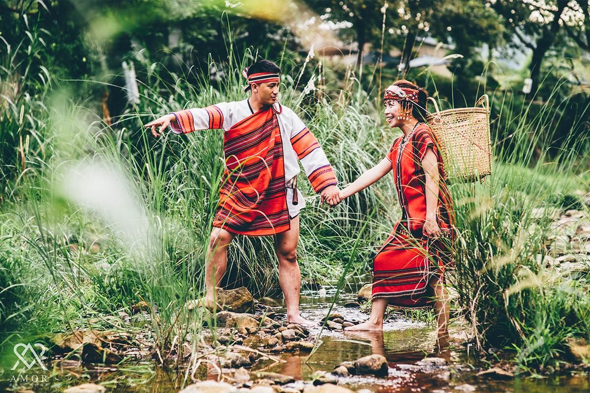 AMOR,愛情來了,賽德克·巴萊,原住民,分鏡