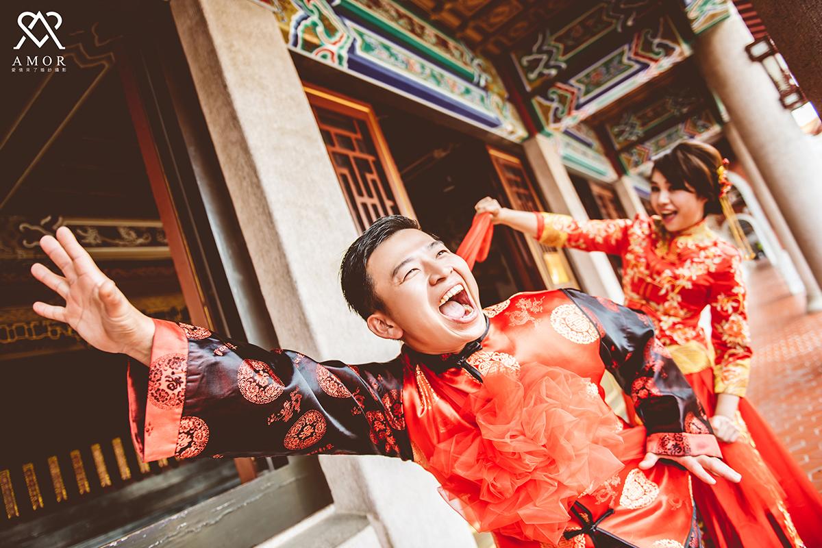 自主婚紗,時尚,中國服,龍鳳褂