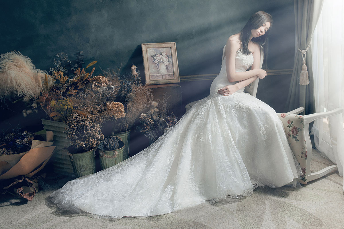AMOR,愛情來了,禮服,莫兒,白紗,系列,女神款,純潔,最美麗,2018全新,手工白紗,時尚,氣勢,華麗,新娘子,夢想嫁紗
