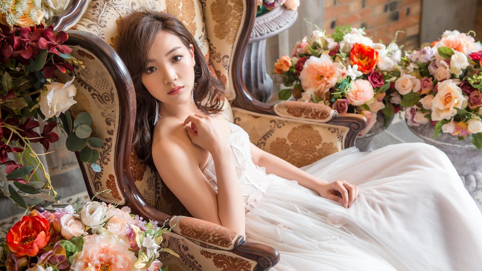 台中婚紗禮服
